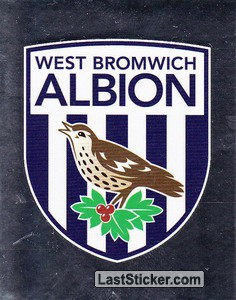 Club Badge (West Bromvich Albion)