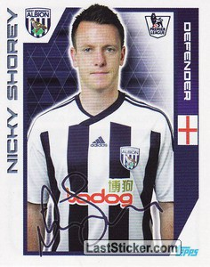 Nicky Shorey (West Bromvich Albion)