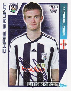 Chris Brunt (West Bromvich Albion)