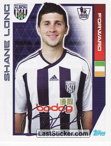 Shane Long (West Bromvich Albion)