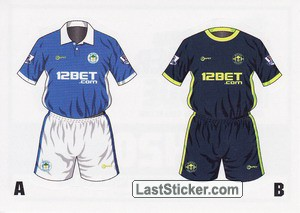Kits (Wigan Athletic)