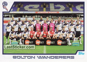 Team (Bolton Wanderers)