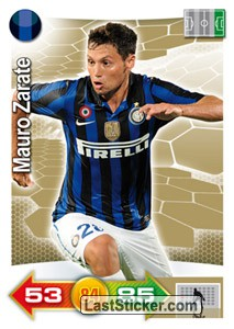 Mauro Zarate (Inter)