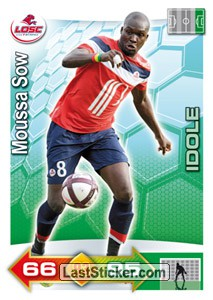 Moussa Sow (Lille)