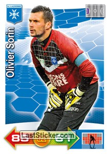 Olivier Sorin (Auxerre)