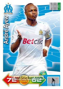 André Ayew (Marseille)