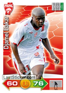 Djamel Bakar (Nancy)