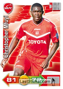 Christopher Mfuyi (Valenciennes)