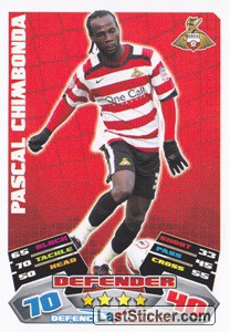 Pascal Chimbonda (Doncaster Rovers)