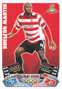 Shelton Martis (Doncaster Rovers)