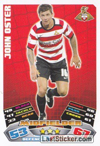 John Oster (Doncaster Rovers)