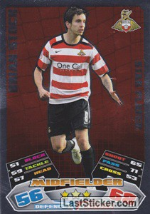 Brian Stock (Doncaster Rovers)
