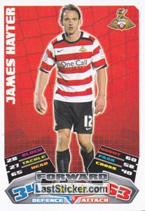 James Hayter (Doncaster Rovers)