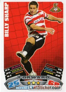 Billy Sharp (Doncaster Rovers)