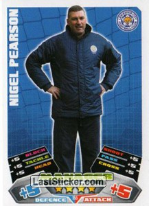 Nigel Pearson (Leicester City)