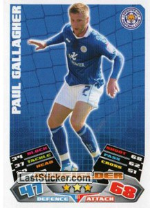 Paul Gallagher (Leicester City)