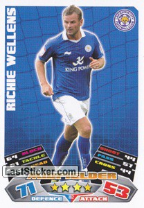 Rickie Wellens (Leicester City)