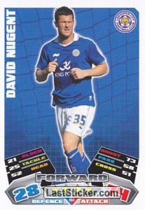 David Nugent (Leicester City)