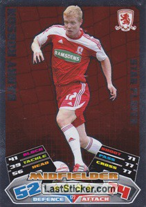 Barry Robson (Middlesbrough)