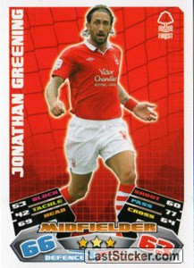 Jonathan Greening (Nottingham Forest)