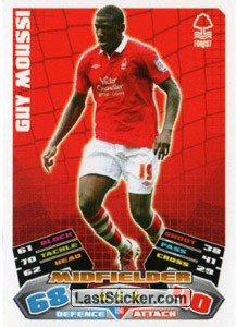 Guy Moussi (Nottingham Forest)