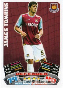 James Tomkins (West Ham United)