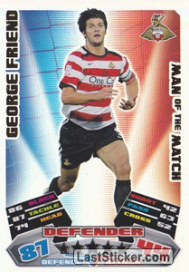George Friend (Doncaster Rovers)