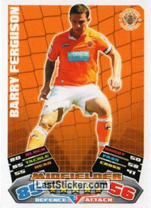 Barry Ferguson (Blackpool)