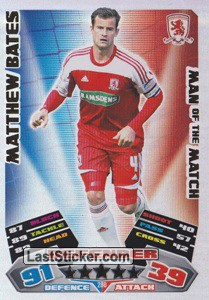Matthew Bates (Middlesbrough)