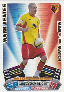Mark Yeates (Watford)