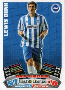 Lewis Dunn (Brighton And Hove Albion)