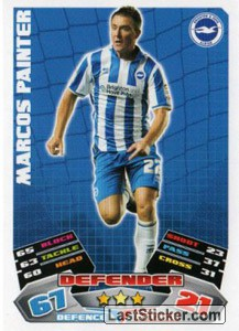 Marcos Painter (Brighton And Hove Albion)