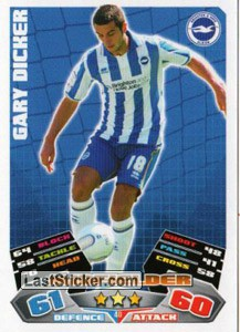 Gary Dicker (Brighton And Hove Albion)