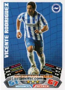 Vincente Rodriguez (Brighton And Hove Albion)