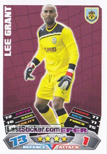 Lee Grant (Burnley)