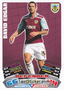 David Edgar (Burnley)