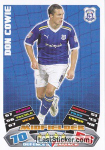 Don Cowie (Cardiff City)
