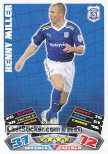 Kenny Miller (Cardiff City)