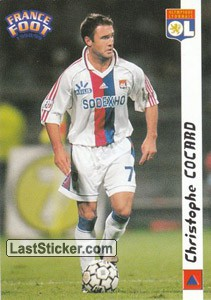 Christophe Cocard (Lyon)