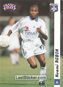 Kuami Agboh (Auxerre)