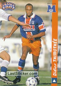 Didier Thimothee (Montpellier)