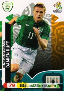 Damien Duff (Republic of Ireland)