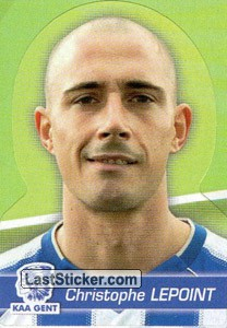 Christophe Lepoint (Gent)