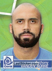 Anthony Vanden Borre (Genk)