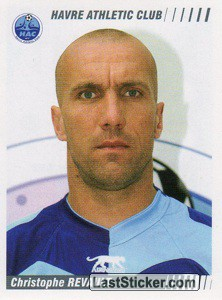 Christophe Revault (Havre Athletic Club)