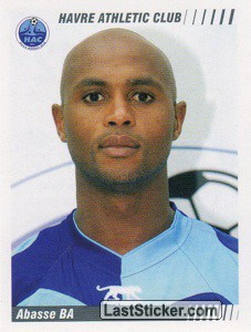 Abasse Ba (Havre Athletic Club)