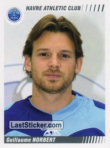Guillaume Norbert (Havre Athletic Club)