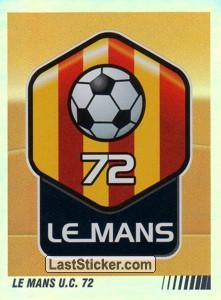 Ecusson (Le Mans Union Club 72)