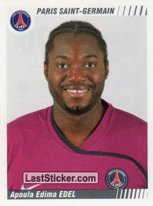 Apoula Edima Edel (Paris Saint-Germain)
