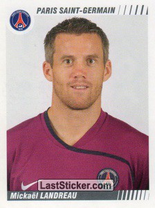 Michael Landreau (Paris Saint-Germain)